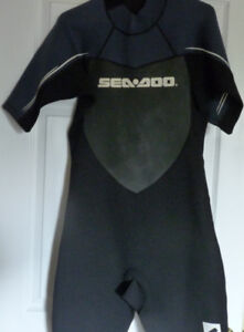 SEA-DOO SHORTY NEOPRENE SPRING SUIT