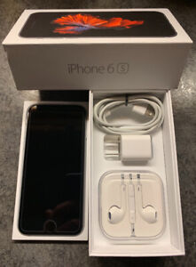 iPhone 6s (128gb) Space Gray