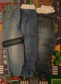 Boys 12-18 months clothes