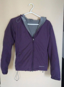 XS WATERPROOF LADIES EDDIE BAUER JACKET