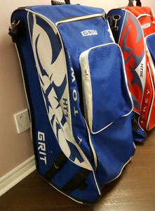 "36"" Grit Hockey Tower Bag (blue/white)"