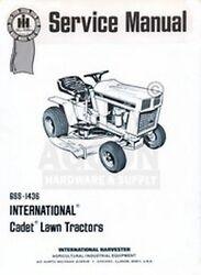 Cub Cadet 382 Lawn Tractor | Cub Cadet Lawn Tractors: Cub