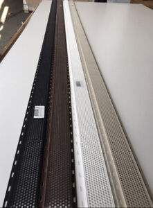 Vents in Black, Brown & White (Made in Canada)