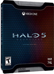 HALO 5 GUARDIAN LIMITED EDITION