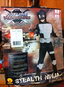 New - Stealth Ninja Costume