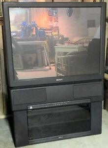 "Sony 41"" Rear Projection TV"