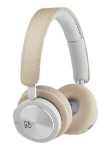 B&O Hi 8 On-Ear Noise Cancelling Bluetooth Headphones with Mic