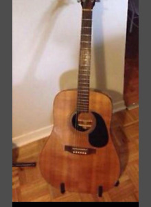 Almost HALF THE PRICE acoustic guitar PRICE REDUCED AGAIN!!