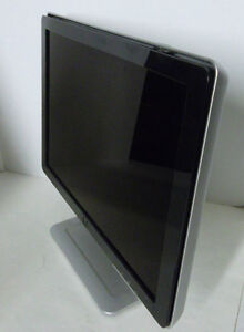"""HP 20"""" Widescreen LCD Monitor Speakers 1680x1050 Audio In"""