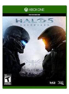 Halo 5: Guardians - Looking to Trade or Sell