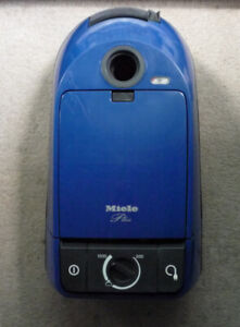 Miele Plus Canister Vacuum
