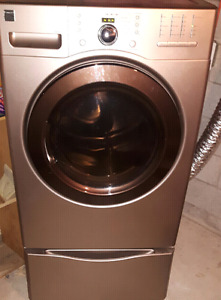 Kenmore Platinum Electric Dryer with Steam option