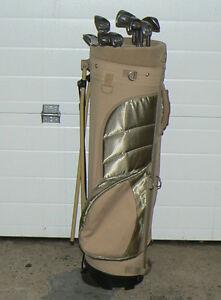 TNT Eagle eye right hand golf clubs