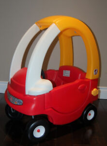Step 2 Toddler Tune Coupe Ride On Car - Excellent Condition