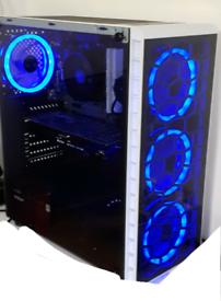 Custom built Gaming pc(gtx 980,ryzen 5 1600af,16gb 3000mz ddr4 ram,1tb