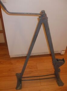60s and 70s Bumper Jack
