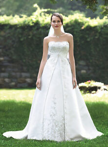 Alfred Angelo Designer Wedding Gown