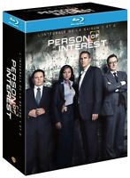 Person Of Interest saison 1 et 2 en blu-ray