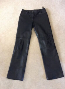 Danier leather pants - size 6