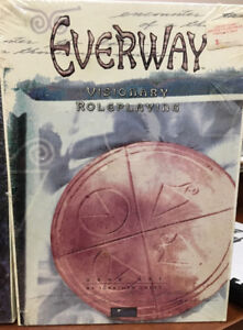 Wizards of the Coast Everyway Visionary Roleplaying Game