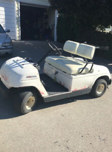 Yamaha Golf Cart Gas Powered