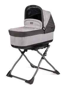 Peg perego bassinet and stand