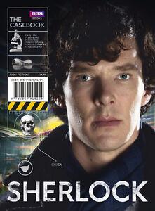 Sherlock : The Casebook (BBC Books) - LIKE NEW condition