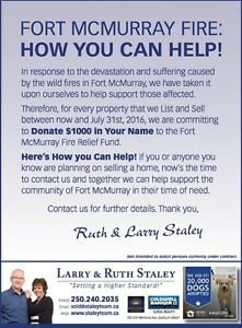 Fort McMurray - How You Can Help!