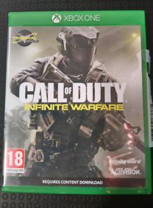 Call of duty infinite warfare - xbox one Ngunnawal Gungahlin Area Preview