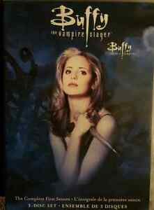 Buffy the Vampire Slayer Seasons 1-3 on DVD