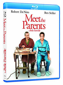 Meet the Parents [Blu-ray] - brand NEW, cello-sealed - $5.00