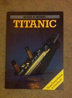 Very Cool Titanic Make your own Model Book