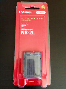 Canon NB-2L Replacement Battery