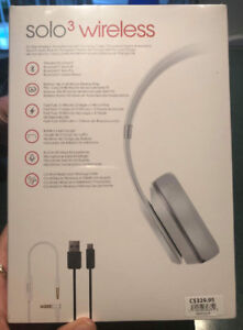 Ecouteurs Beats solos3 wireless