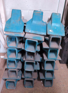 Lot de dents pour godet - Batch of bucket teeth