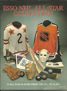 1988-89 Esso All-Stars Hockey Cards Album