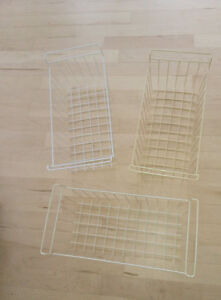 4 wire baskets $ 2 ea or all for $ 6