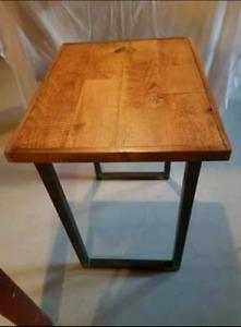 *MUST GO* Reclaimed barn wood bar/dining table