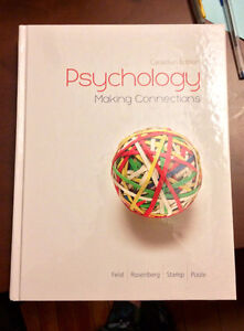 Psychology: Making Connections, 1st Canadian Edition