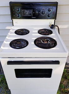 Small stove ( 24 in) perfect for small apt or cabin