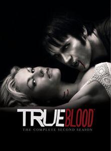 True Blood Season 2-Brand new and sealed 5 dvd box set