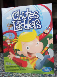 Chutes and Ladders Game