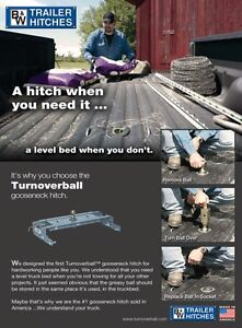 Gooseneck Hitches, 5th wheel install Kits & Rails