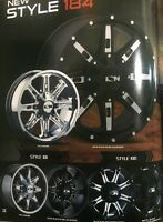 ION ALLOY TRUCK RIM SALE!!
