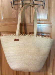 Beach Bag, Purchased In Cuba, Brand New - St. Thomas