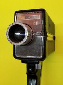 Vintage Sears Easi-Load C-161 super 8 camera
