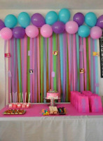 PARTY PLANNERS starting from $100