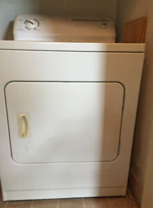 Washer & Dryer - for sale as pair or separately
