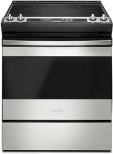 Slide in Stoves Gas & Electric Whirlpool,GE,Frigidaire,Samsung