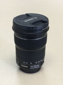Canon EF 24-105mm f/3.5-5.6 IS STM Lens, price is firm!